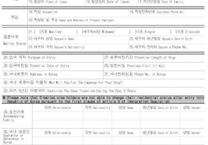 Kinh Nghiệm Xin Visa Hàn Quốc Đầy Đủ Nhất