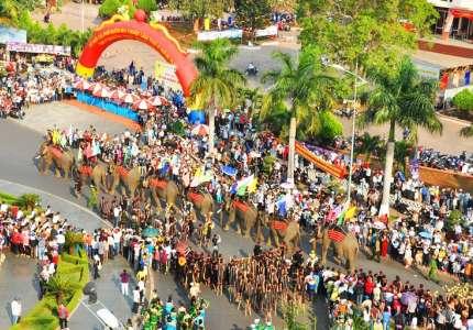 Lễ hội hoa cà phê Tây Nguyên diễn ra vào tháng mấy