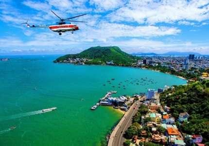 Du lịch Côn Đảo bằng trực thăng