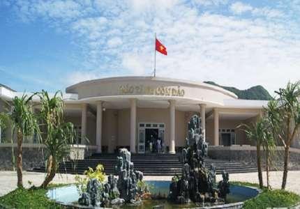 Tham quan bảo tàng Côn Đảo