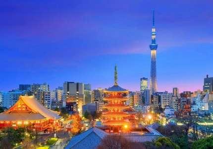 5 trải nghiệm hấp dẫn tại Tokyo bạn nên biết khi du xuân Nhật Bản