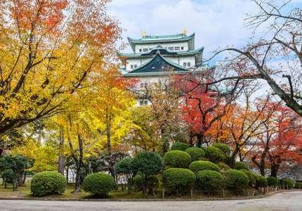 Du lịch Nhật Bản Osaka - Kyoto - Nagoya - Fuji - Tokyo - Disneyland
