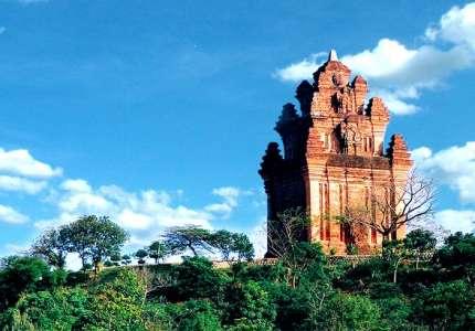 Tham quan Tháp Nhạn Phú Yên