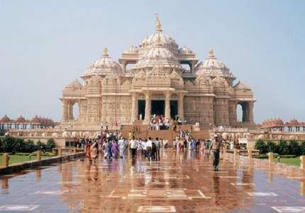 Du xuân hành hương Ấn Độ