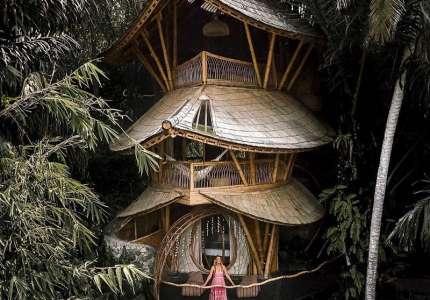 Khu nghỉ dưỡng Hideout tại Bali