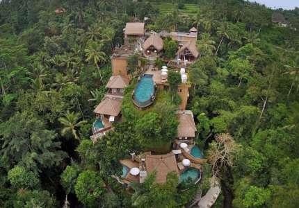 Thiên đường nghỉ dưỡng Bali với những khu nghỉ dưỡng sang trọng