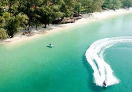 Du lịch Campuchia đừng quên ghé thăm thành phố biển Sihanoukville