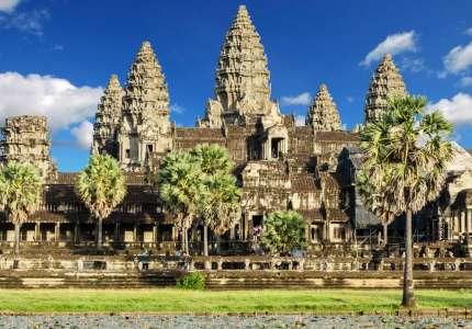 Những Địa Điểm Du Lịch Campuchia Hấp Dẫn Nhất