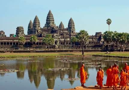 Những Địa Điểm Du Lịch Campuchia Mùa Hè Hấp Dẫn Nhất