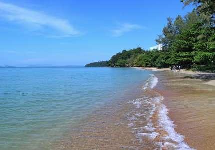 Tham quan 9 bãi biển đẹp quên lối về tại Campuchia