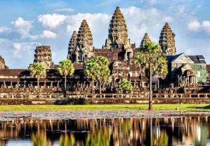 Thiên đường lạc lối tại Angkor Wat - Campuchia