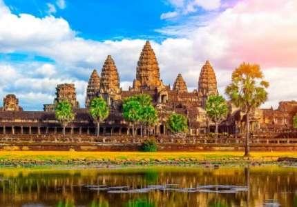 Trải nghiệm tại Angkor Wat Campuchia