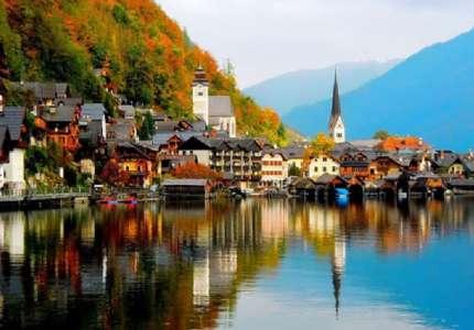 Ngôi làng đẹp nhất thế giới bạn nên đến ít nhất 1 lần trong đời