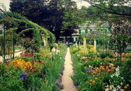 Tham quan Khu vườn Claude Monet ở Giverny - Pháp