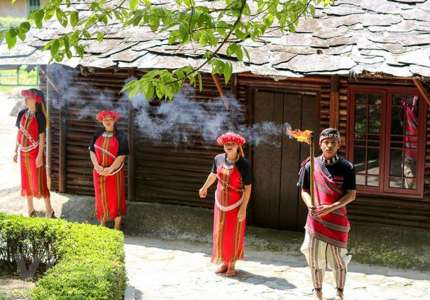 Trải nghiệm nét văn hóa của người Thái ở Đài Loan