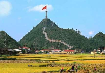 Cột Cờ Lũng Cú – Hà Giang nơi địa đầu Tổ quốc