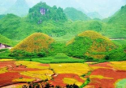 Cổng Trời Quản Bạ – Núi Đôi Cô Tiên Hà Giang