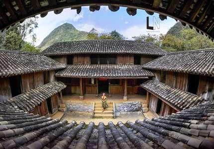 Tham quan Dinh thự Vua Mèo Hà Giang
