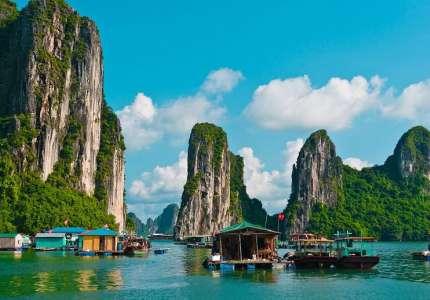 Những điểm dừng chân không nên bỏ qua khi du lịch Vịnh Hạ Long
