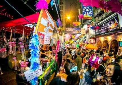Lan Quế Phường - Địa điểm ăn chơi nức tiếng của Hồng Kông