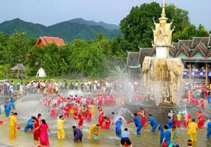 Du lịch Lào vào những ngày lễ hội diễn ra trong năm