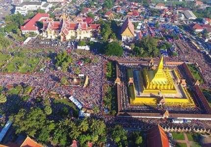 Khám phá Vientiane trên đất nước triệu voi