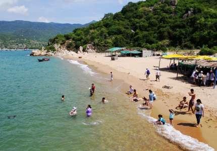 Bãi biển du lịch Ninh Chữ