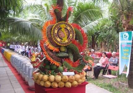 Lễ hội Dừa Bến Tre Lần thứ 5 có gì hấp dẫn