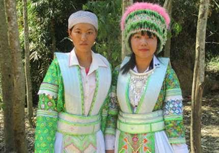 Trải nghiệm nền văn hóa trong đám cưới của người Mông trắng