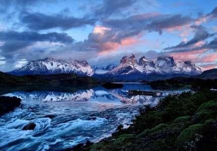 Du lịch Mỹ tham quan thiên đường bí ẩn tại Patagonia