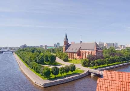 Kaliningrad điểm đến hút khách nhất 2020