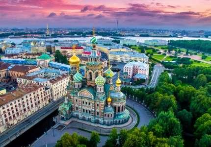 Những điểm du lịch nổi tiếng tại Saint Petersburg nước Nga
