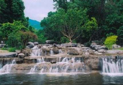 Khám phá khu du lịch sinh thái Suối Hoa Lan Nha Trang