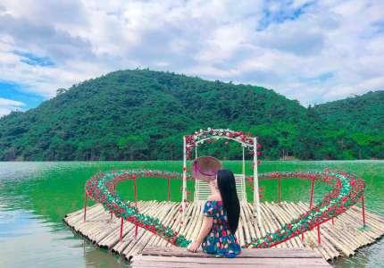 Khu du lịch Galina Lake View nha trang