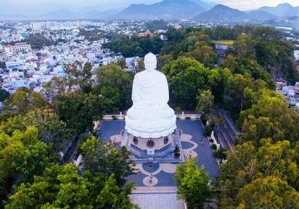 Tham quan Chùa Long Sơn Nha Trang