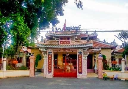 Di tích lịch sử đình Nguyễn Trung Trực