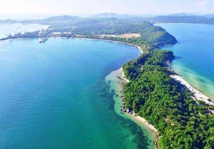 Khám phá khu du lịch Đông Bắc đảo Phú Quốc
