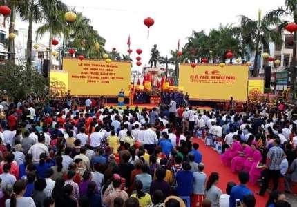 Lễ hội Nguyễn Trung Trực ở Kiên Giang