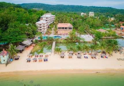 Thiên đường nghỉ dưỡng biển đảo Phú Quốc hút khách