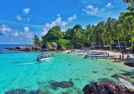 Trốn nắng ngày hè tại biển đảo Phú Quốc