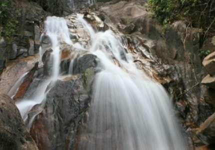 Suối Nước Sạch điểm trốn nắng trong ngày hè tại Quy Nhơn