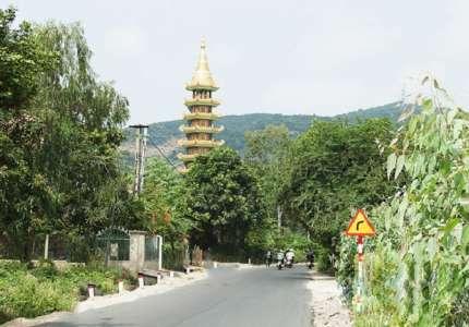 Tham quan khu du lịch Tuy Phước - Bình Đình