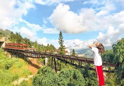 Top 10 địa điểm du lịch Sapa đẹp ngất ngây bạn nên du lịch mùa đông này