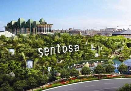 Du lịch Singapore - Đảo sentosa có gì chơi