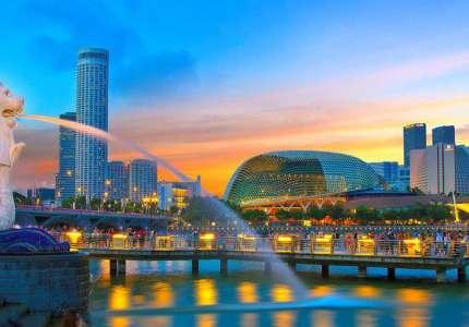 Du lịch Singapore mùa thu