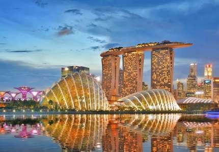 Thiên đường du lịch Singapore - Malaysia hè