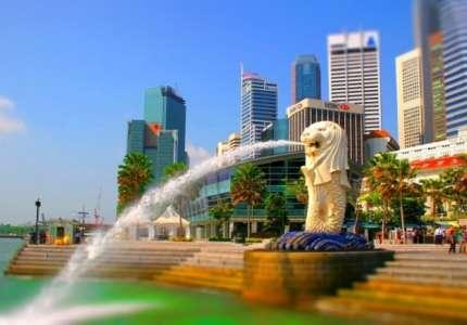 Trải nghiệm đảo Quốc Sư Tử Singapore trong ngày hè