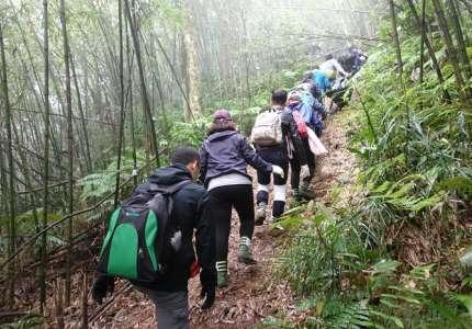 Trekking Tam Đảo và khám phá đỉnh Rùng Rình tuyệt đẹp