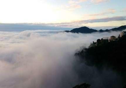 Du lịch Tam Đảo Tết Nguyên Đán trải nghiệm săn mây