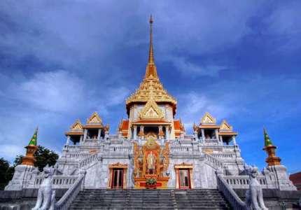 Ghé thăm những ngôi chùa nổi tiếng tại Thái Lan